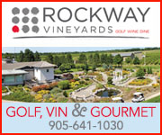 Rockway Vineyards - Golf, Vin & Gourmet