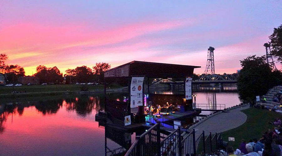 Bonjour Niagara – Concerts on the Canal