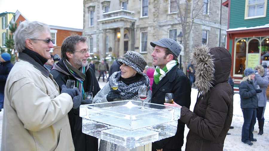 Bonjour Niagara – Ice Wine Festival Niagara-on-the-Lake