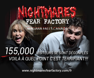 Nightmare Fear Factory