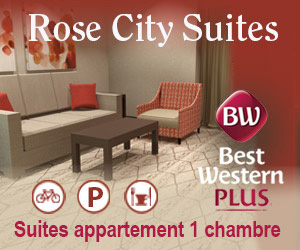 Best Western Plus - Rose City Suites
