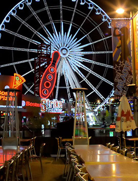 Clifton Hill, Niagara Falls